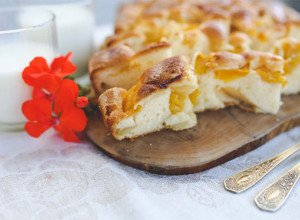 Gâteau douceur à la Mirabelle