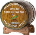 Les vins du Domaine Demange à Bruley