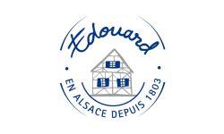 Edouard, en Alsace depuis 1803