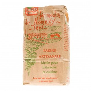 Farine Moulin NOMEXY, 1 Kg