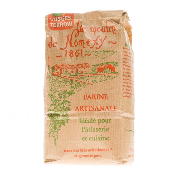 Farine Moulin NOMEXY, 1 Kg