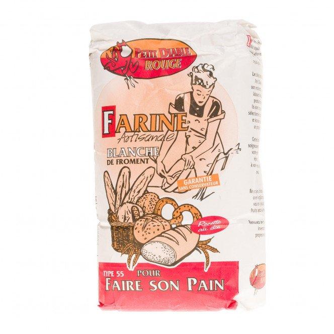 Farine à pain Artisanale, 1Kg