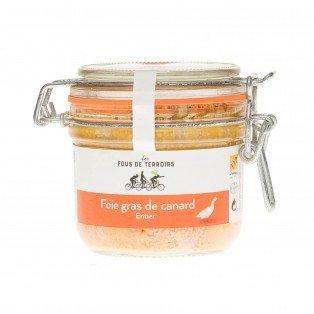 Foie gras de canard entier, 200 gr