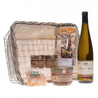 Panier gourmand Souvenir des Vosges