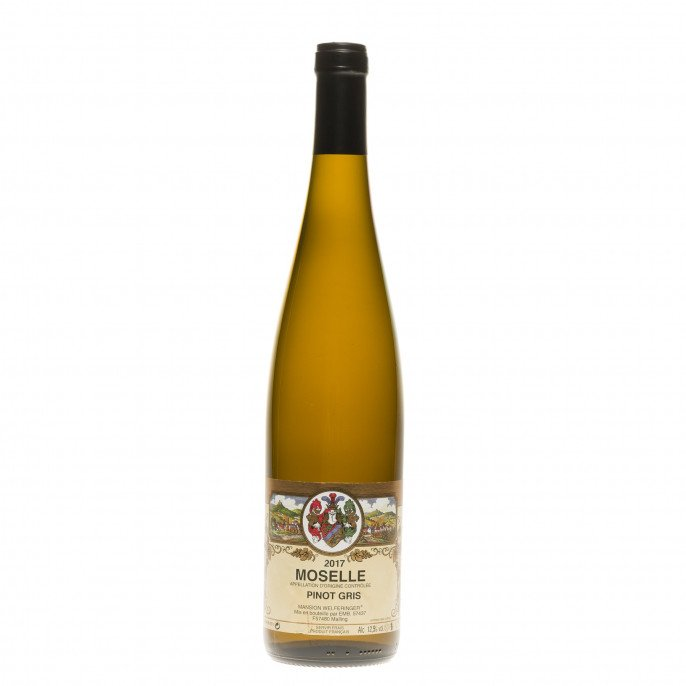 Vin de Moselle Pinot Gris, 75cl 12.5°