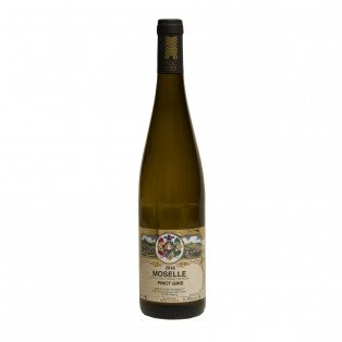 Vin Pinot gris AOC Moselle, 75cl 12.5°
