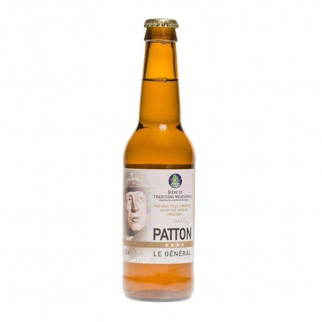 Bière du général Patton, 33cl 5,5°