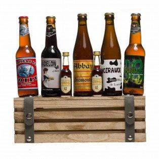 Coffret découverte bières de Lorraine