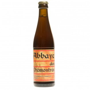 Bière Abbaye des Prémontrés 33cl 6°