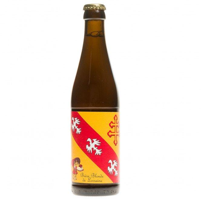 Bière Loup Blond 33cl 5°