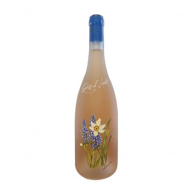 Vin Gris d'Avril Côtes de Toul AOP, 75cl 13°