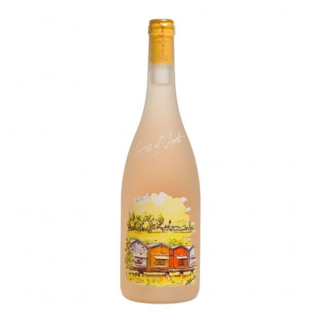 Vin Gris d'Avril BIO Côtes de Toul AOP, 75cl 13°