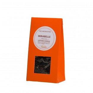 Thé aromatisé Mirabelle, 45gr
