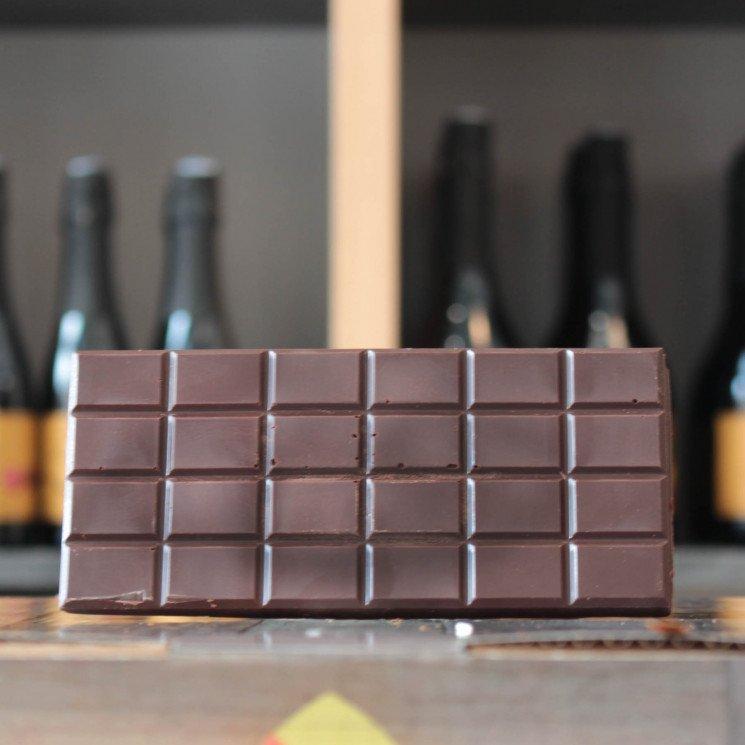 Tablette de chocolat noir 70%, 80g