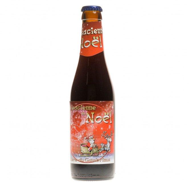 Bière de Noël du Gambrinus, 8.5°