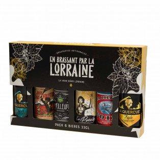 Coffret bières En Brassant par la Lorraine