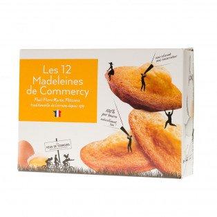 12 madeleines de Commercy, 250g