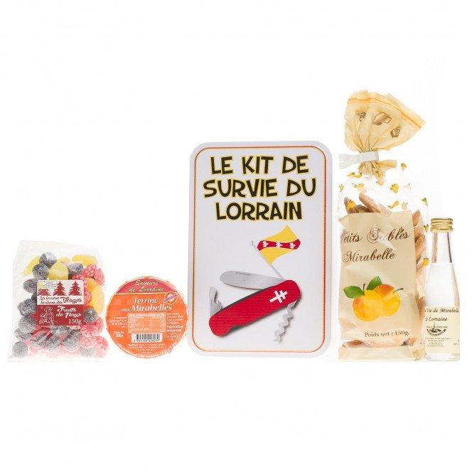 Le Kit de Survie du Lorrain