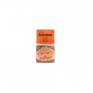 Citrouille en chocolat Happy Halloween