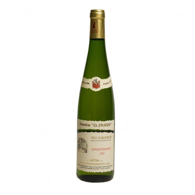 Alsace Gewurztraminer cuvée prestige 2019, 75cl 13°