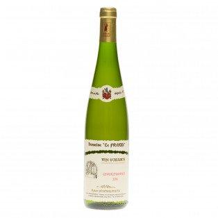 Alsace Gewurztraminer cuvée prestige 2018, 75cl 13°