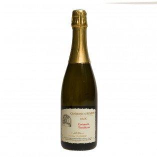 Crémant d'Alsace tradition Brut, 75cl 12°