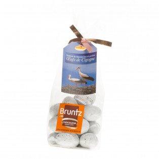 Bonbons Chocolats Oeufs de Cigogne, 150g
