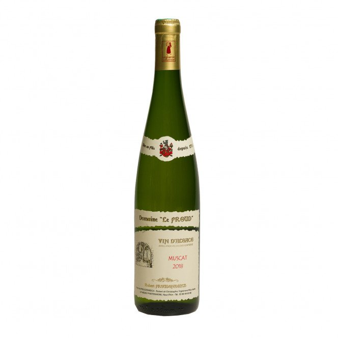 Muscat cuvée sélectionnée, 75cl 12°