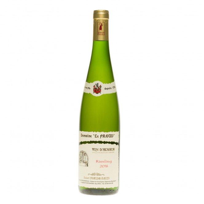 Alsace Riesling cuvée prestige 2018, 75cl