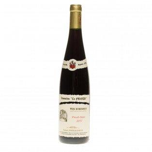 Pinot noir Alsace cuvée réservée 2017, 75cl 12.5°