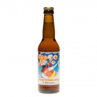 Bière La petite Mousse d'Alsace, 33cl 6.8°