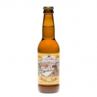 Bière blonde Oncle Hansi, 33cl 5.6°