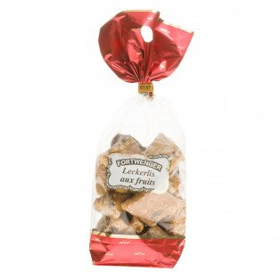 Leckerlis aux fruits, 225g
