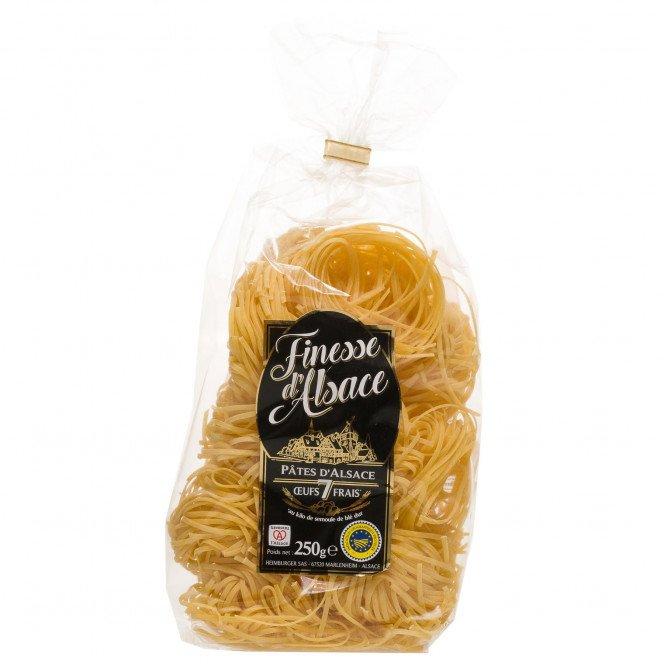 Pâtes d'Alsace Nids n°2, 250g