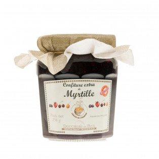 Confiture extra de Myrtille, 250 gr