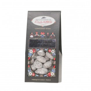 Amandes grillées au chocolat aromatisées au pain d'épices, 175g