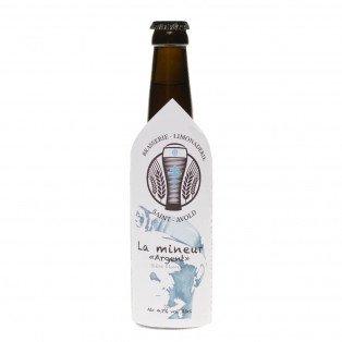 Bière La Mineur d'Argent, 33cl 4.7°