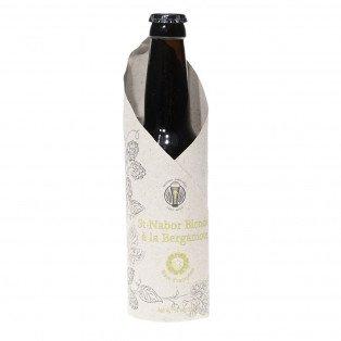 Bière Saint Nabor Blonde à la Bergamote, 33cl 4.7°