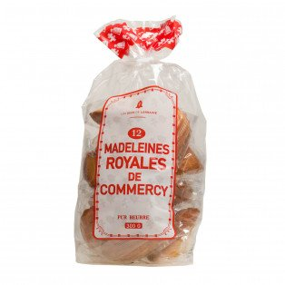 Madeleines Royales de Commercy, 300 gr