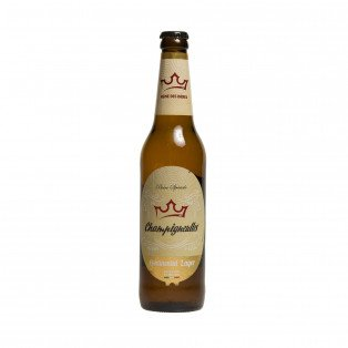 Bière de tradition Continental Lager, 50cl 5.5°