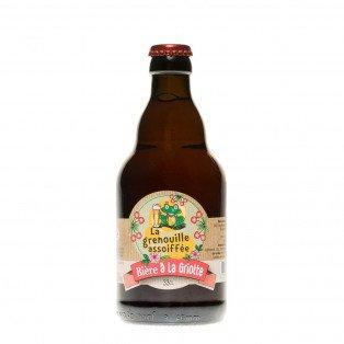 Bière Cerise griotte, 33cl 6.1°