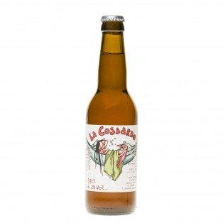 Bière La Cossarde, 33cl 6.2°