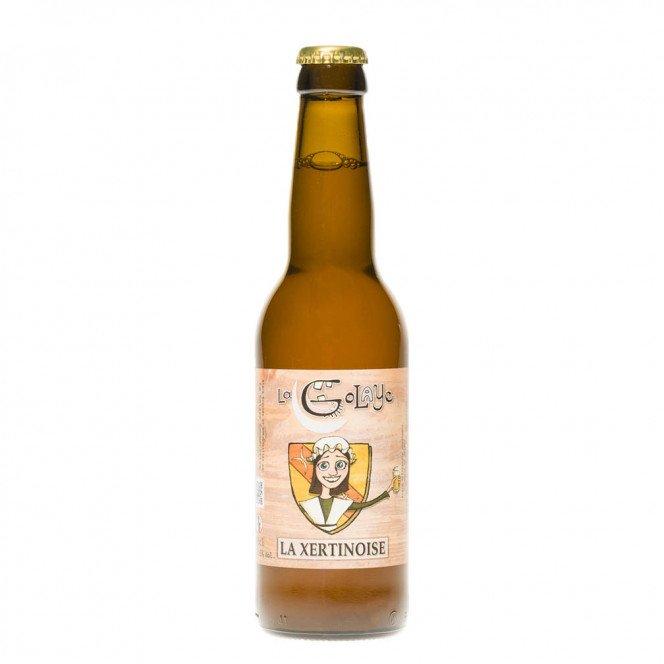 Bière La Xertinoise, 33cl 5.6°