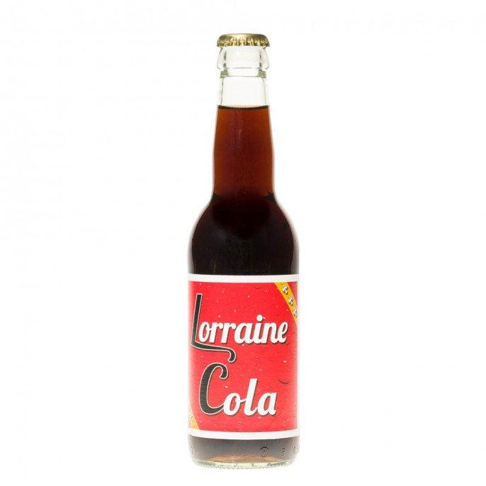 Cola artisanal lorrain, 33cl