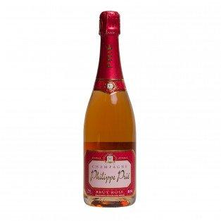 Champagne Brut Rosé Philippe Prié 12°