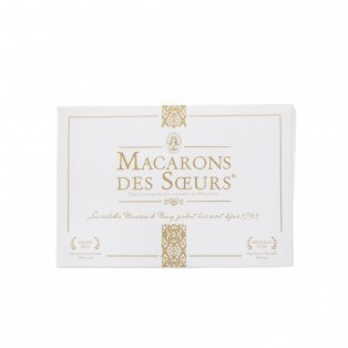 Macarons de Nancy des Sœurs, 160 gr