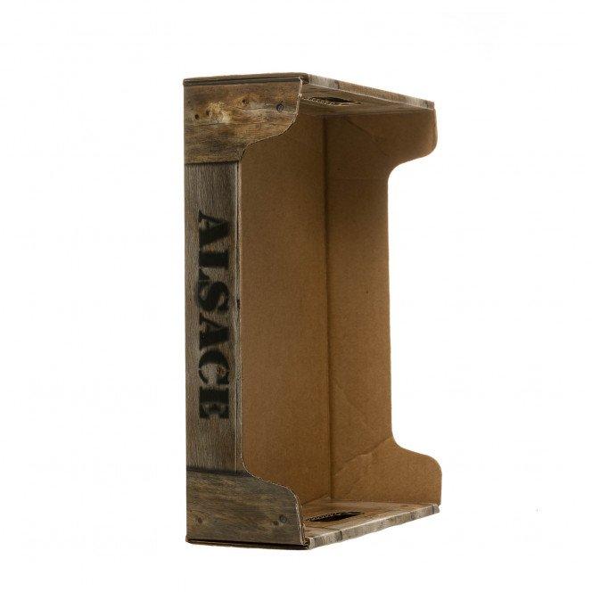 Petite Cagette à garnir Alsace 28 X 18.5 X 5.9 cm