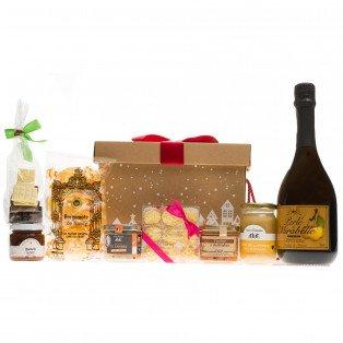 Le cadeau de Noël Gourmand