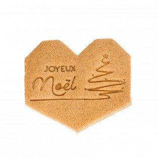"""Biscuit """"Joyeux Noël"""""""