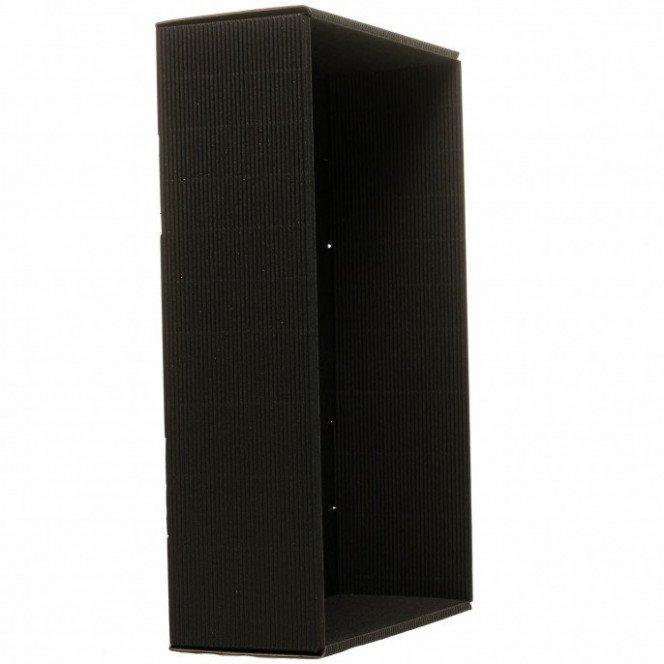Grande Barquette noire à garnir 39 X29 X8 cm
